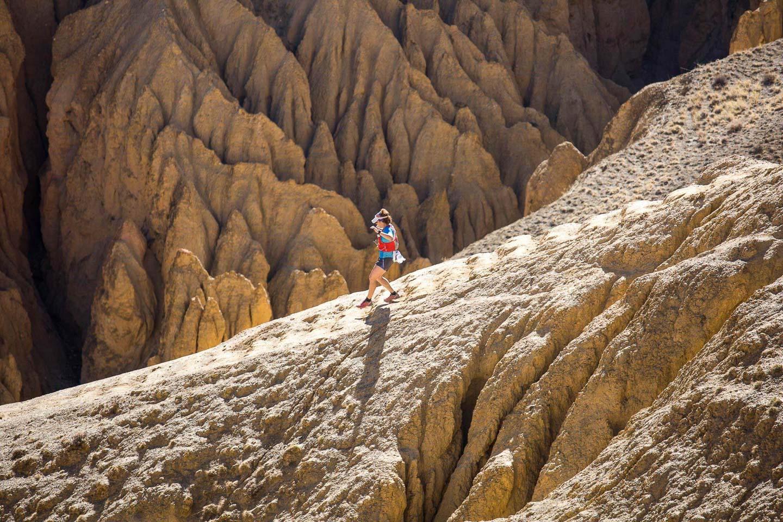 Trail Running in Nepal