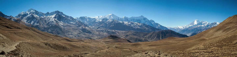 Annapurna Dhaulagiri Nilgiri