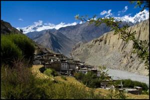 The village of Lupra