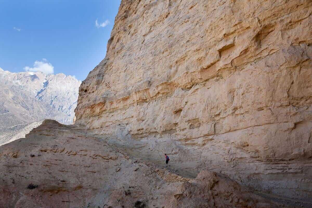 mustang trail nepal-tsaile