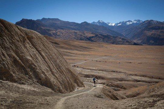 mustang yara tanggye trail nepal