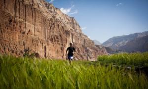 lizzy hawker running barley mustang trail race nepal