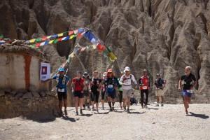 luri gompa depart mustang nepal trail running