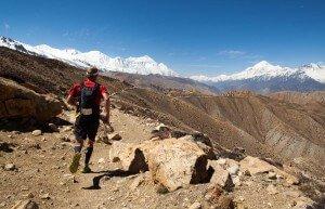 andy wellman mustang nepal running