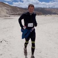 Matt Moroz Mustang Trail Race