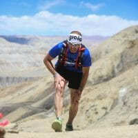 Gimmi Campo Mustang Trail Race
