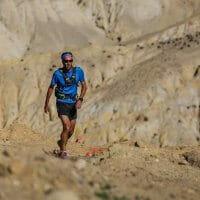 Sylvain Labattu Mustang Trail Race