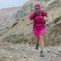 Menai Baugh  Mustang Trail Race