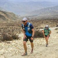 Alex Copley Mustang Trail Race