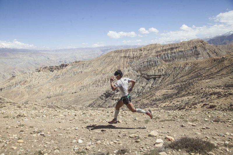 Suman Kulung ultra runner