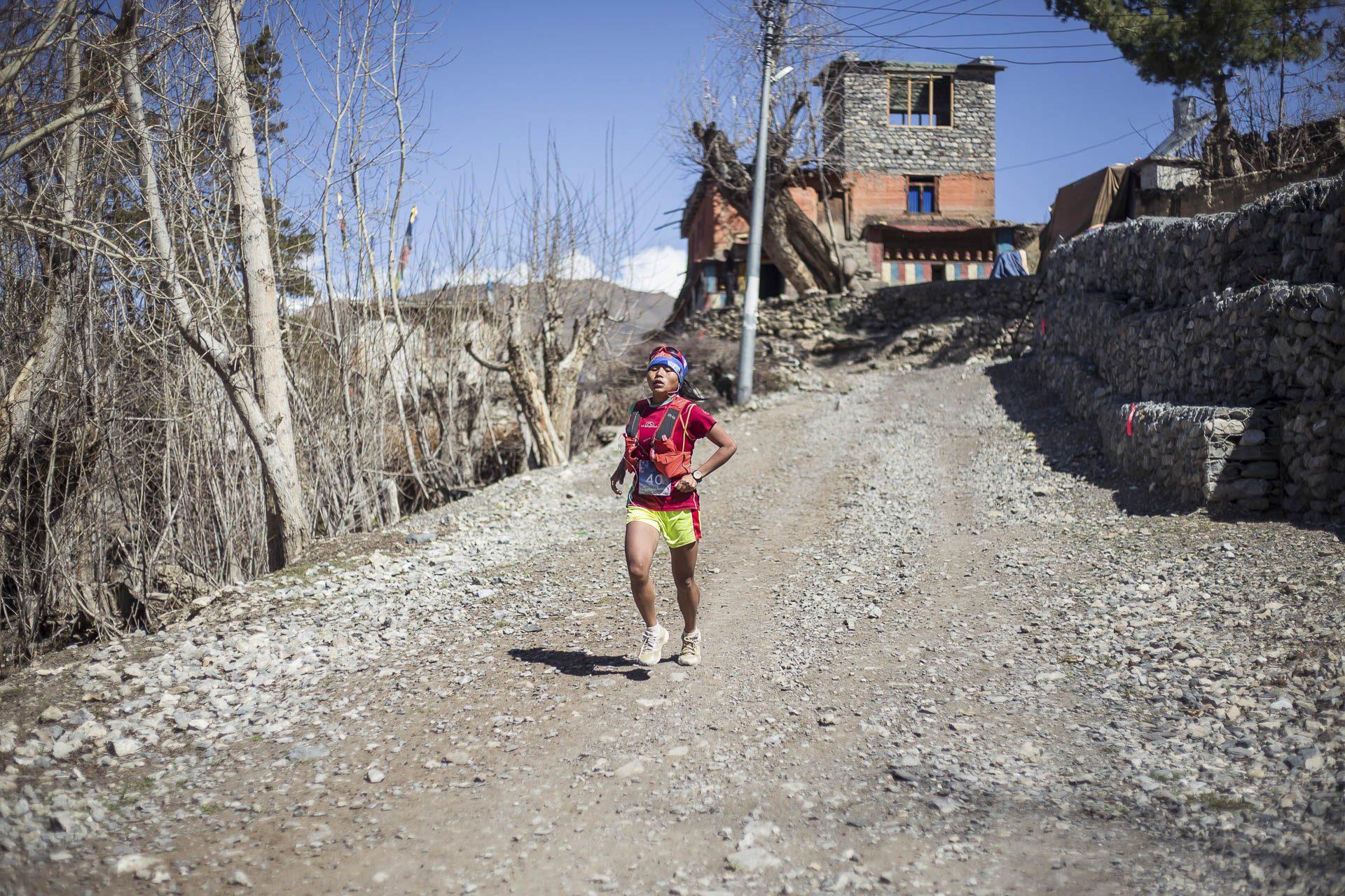Priya Rai ultra runner Kotang